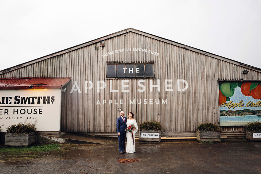 18th October - Willie Smith's Apple Shed