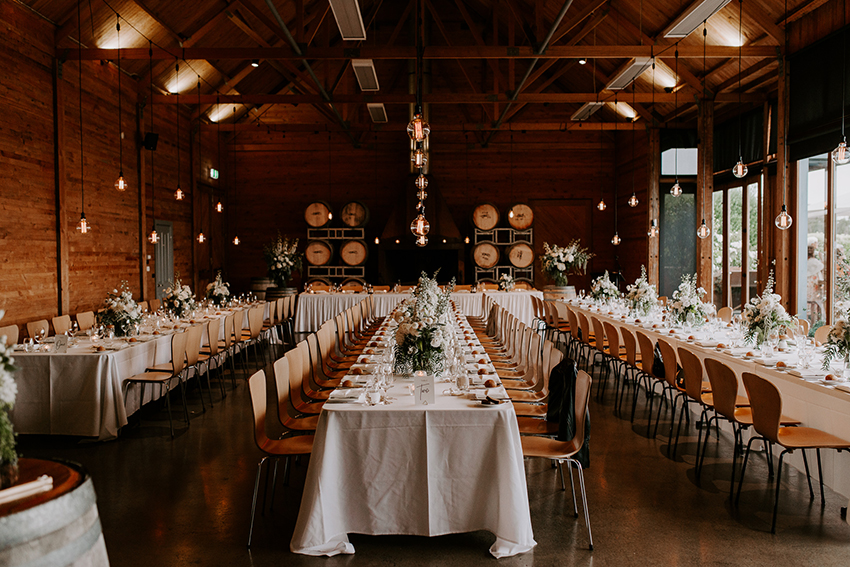 1st February - Frogmore Creek Winery