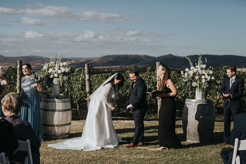 21st February - Frogmore Creek Winery